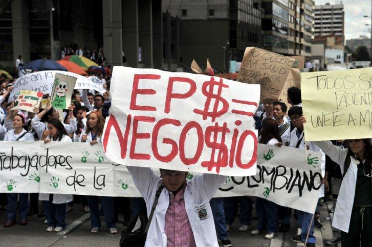 salarios sector salud Colombia