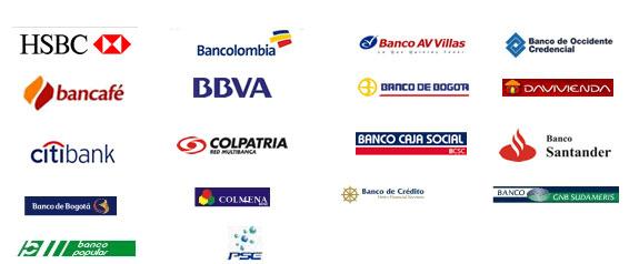 Bancos en Colombia