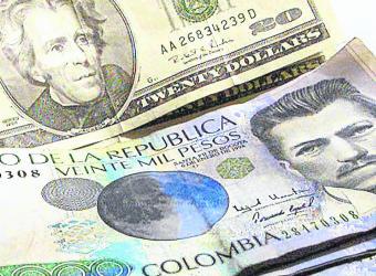 Cambio Dolar Peso Colombiano