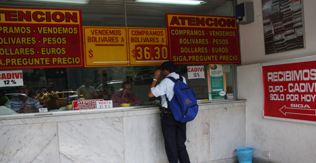 Comprar dolares en Cúcuta