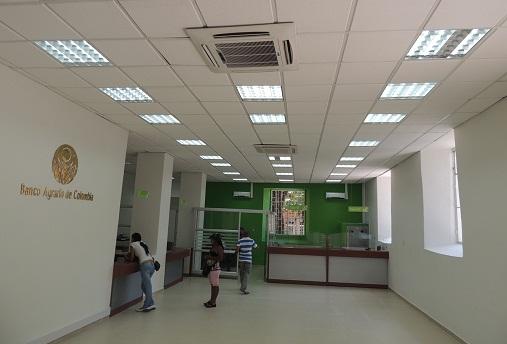 oficinas banco agrario de colombia la economia de hoy
