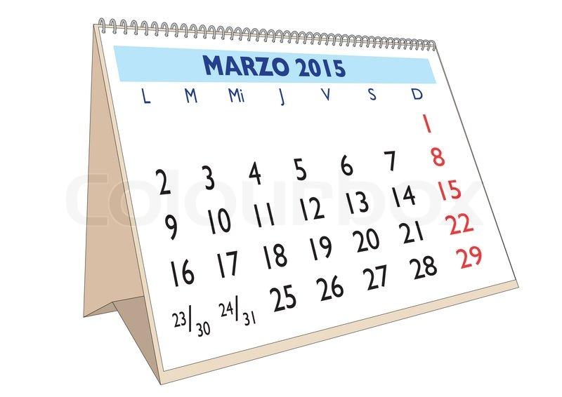Calendario Tributario DIAN Marzo 2015