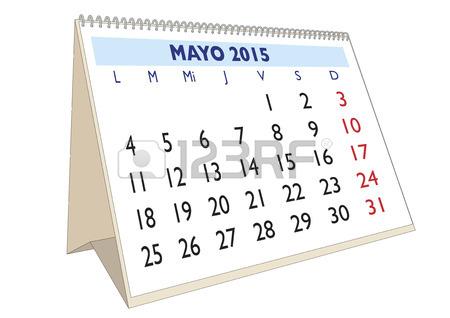Calendario Tributario DIAN Mayo 2015