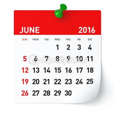 Fechas Especiales Junio 2016