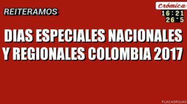 dias-especiales-colombia-2017